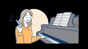 さいりえのレッスンnoteはピアノ練習のポイントを動画で解説!