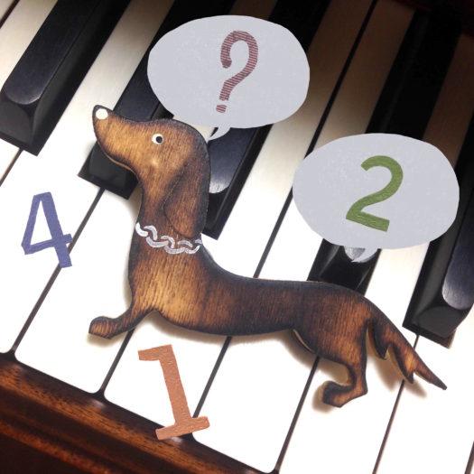 ピアノの実践的な練習